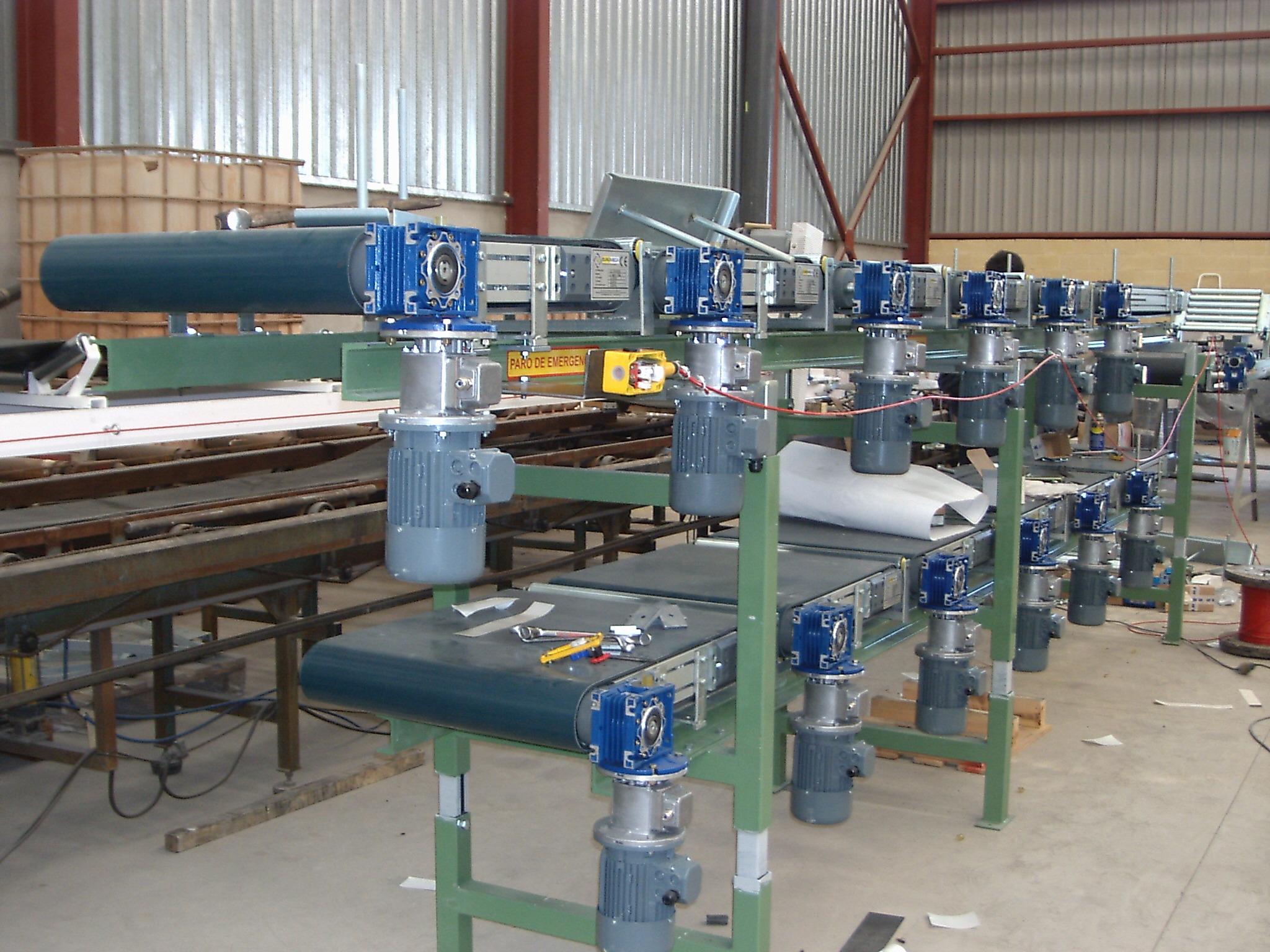 Aplicaciones industriales 3 - Euromeca