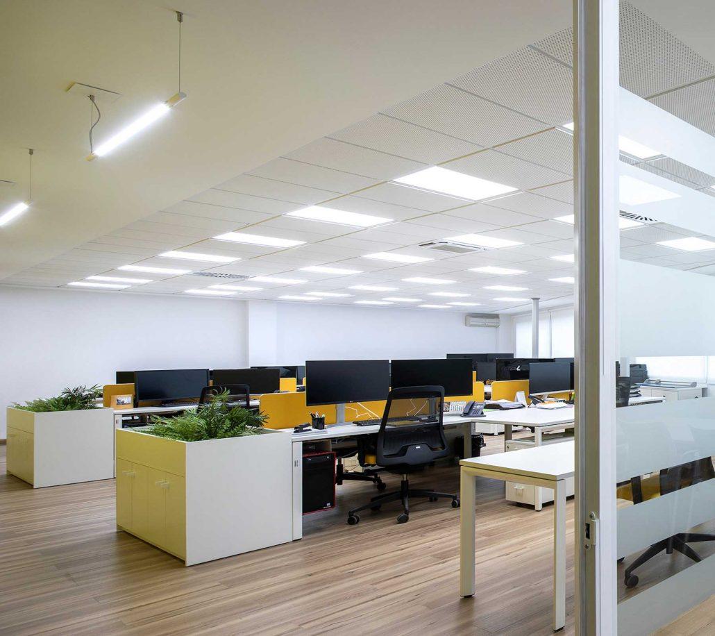 Euromeca oficinas Fran Clausell
